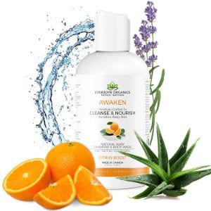 EverJoyn Organics Baby Shampoo & Body Wash
