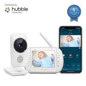 Motorola Smart Video Baby Monitor with Wi-Fi