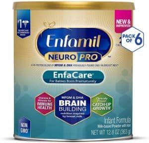 Enfamil NeuroPro EnfaCare Premature Baby Formula