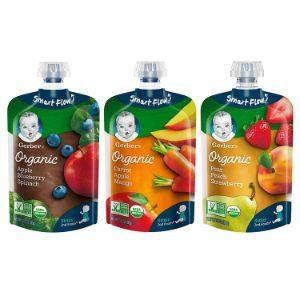 Gerber Organic 2nd Foods