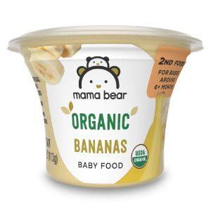 Mama Bear Organic Baby Food Tub