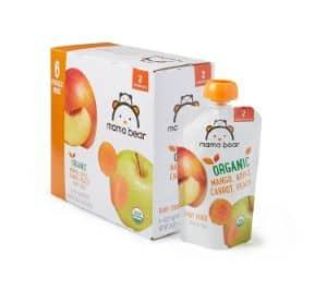 Mama Bear Organic Baby Food