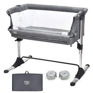 BABY JOY Bedside Crib