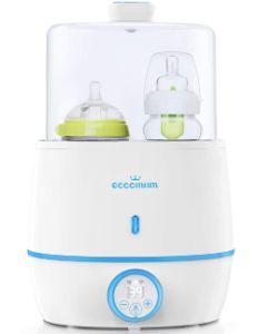 Eccomum 2-in-1 Double Bottle Warmer