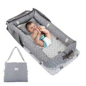 Ustide Baby Lounger Baby Nest