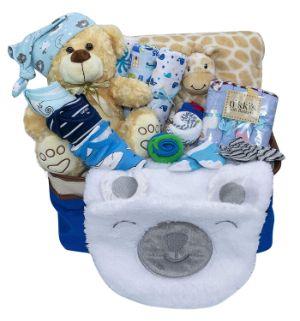 Nikki's Gift Baskets Joyful Arrival Deluxe Baby Gift Set