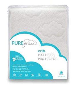 PUREgrace Crib Mattress Protector-min