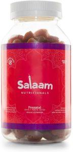 Salaam Prenatal Vitamins