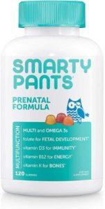 SmartyPants Prenatal Daily Multivitamin