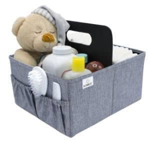 Sorbus Baby Diaper Caddy Organizer