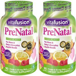 VitaFusion Prenatal Vitamins
